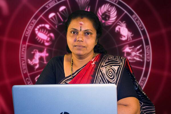Karthy Pradeep Astrologist Kerala